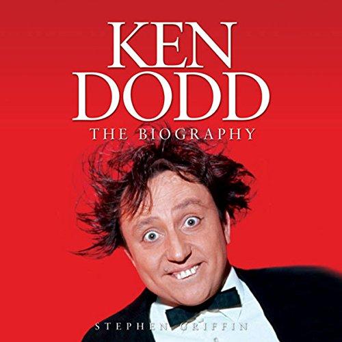 Ken Dodd audiobook cover art