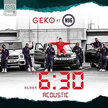 6:30 (Acoustic)
