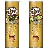 Pringles Honey Mustard 5.5 oz (Pack of 2)