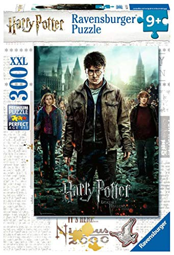 Ravensburger-12871 6 Harry potter, Multicolor, 300 piezas (12871)
