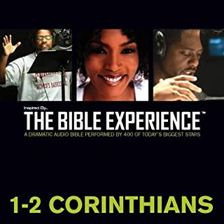 Inspired By … The Bible Experience Audio Bible - Today's New International Version, TNIV: (35) 1 and 2 Corinthians audiobook cover art