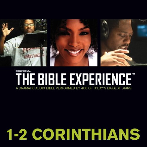 1-2 Corinthians audiobook cover art
