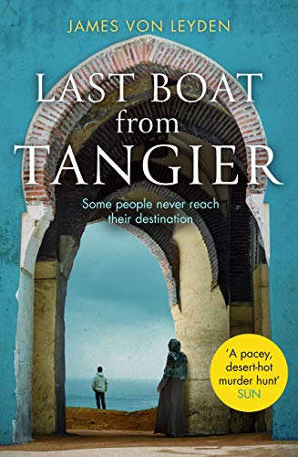 Last Boat from Tangier (Karim Belkacem 2) by [James von Leyden]