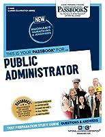 Public Administrator (Career Examination)