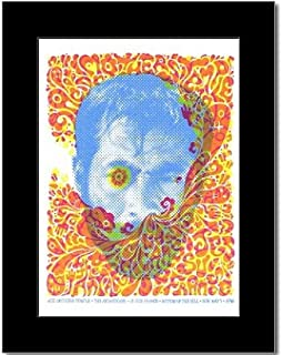 Music Ad World Acid Mothers Temple - Bottom of The Hill San Francisco 2006 Mini Poster - 35.6x25.4cm