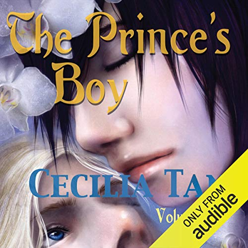 The Prince's Boy audiobook cover art