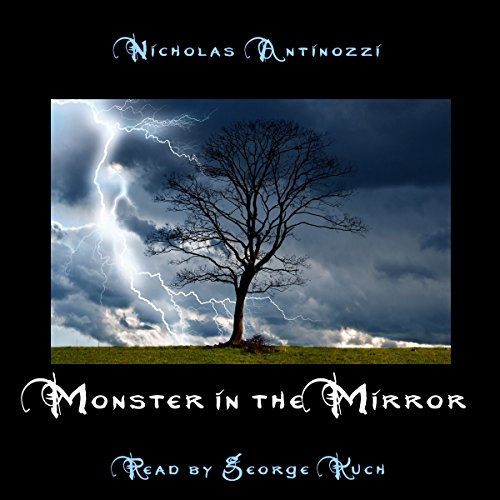 Monster in the Mirror audiobook cover art