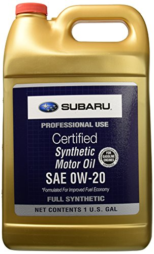 Genuine Subaru SOA427V1315 Motor Oil -1 Gallon