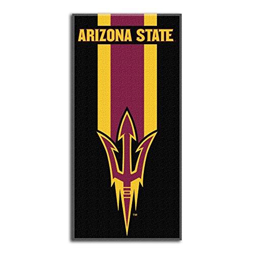 Northwest NCAA Arizona State Sun Devils  Beach Towel,  30 x 60-inch