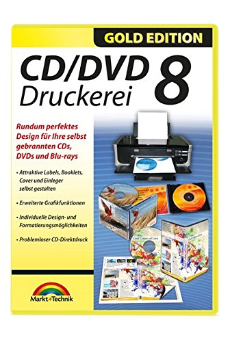 Markt+Technik CD/DVD Druckerei 8