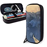 HFHY Pencil Case Camping Big Capacity Pen Bag Große Lagerung