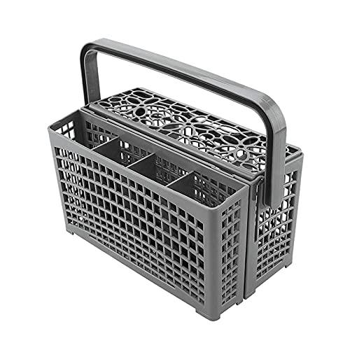 YooSz Caja De Almacenamiento De Lavavajillas 1 UNID Universal Cubiertos Lavavajillas Cesta/Ajuste para Bosch/Ajuste para Maytag/Fit para Kentag/Fit For Whirlpool/Fit For LG/Fit para Samsung/Fi