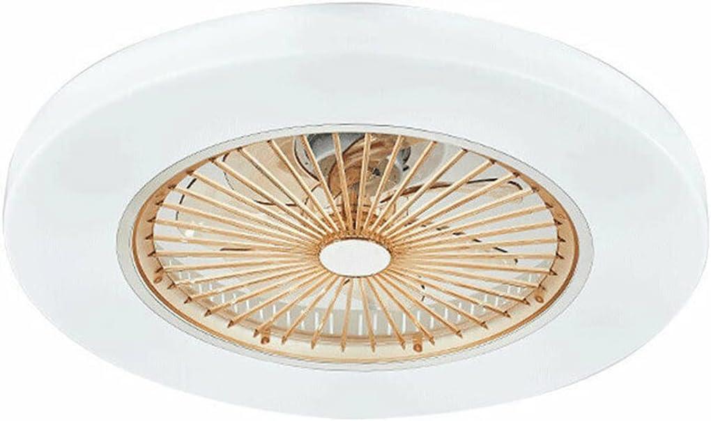 Ventilador de techo de 3 vías, iluminación con mando a distancia, semiFlush Mount regulable, para salón, dormitorio, villa, vestíbulo, restaurantes, bares, tiendas, etc.