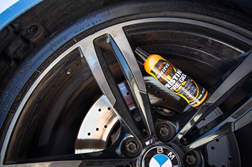 SHINE ARMOR Fortify Quick Coat & Pristine Tire Shine Gel Dressing & Cleaner