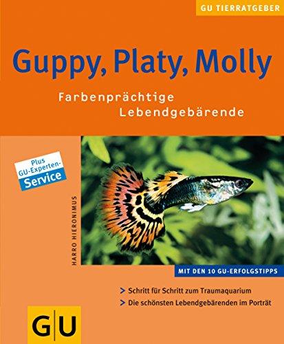 Guppy, Platy, Molly. Farbenprächtige Lebendgebärende