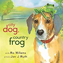 city dog country frog book