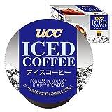 KEURIG(キューリグ) UCC(上島珈琲) アイスコーヒー (10g×12個入) 8箱セット