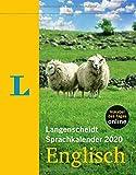 Langenscheidt Sprachkalender 2020 Englisch - Abreißkalender - Redaktion Langenscheidt