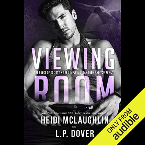 Viewing Room audiobook cover art