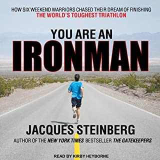 You Are an Ironman audiobook cover art