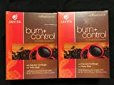 Javita Burn & Control Coffee bundle 2 boxes