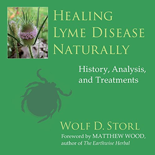 Healing Lyme Disease Naturally cover art