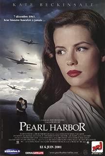 Pearl Harbor Movie Poster (27 x 40 Inches - 69cm x 102cm) (2001) French Style B -(Ben Affleck)(Josh Hartnett)(Kate Beckinsale)(Alec Baldwin)(Cuba Gooding Jr.)(Dan Aykroyd)