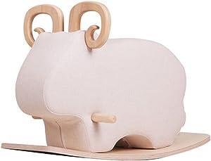 [Design Yoons] Hizoo Rocker Animal Sheep artigiano giocattolo mobili