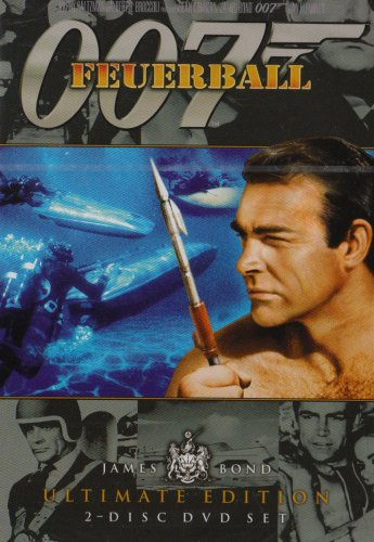 James Bond - Feuerball (2 DVDs)