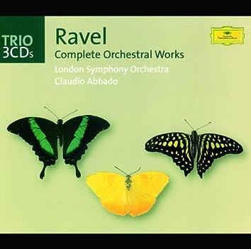 Ravel: Complete Orchestral Works