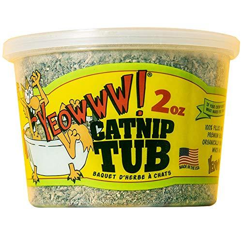 Yeowww Catnip Tub, 2-Ounce