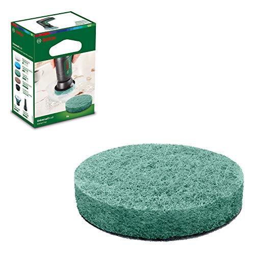 Bosch Küchenpad für Akku Reinigungsbürste UniversalBrush (3 Stück enthalten, im Karton)