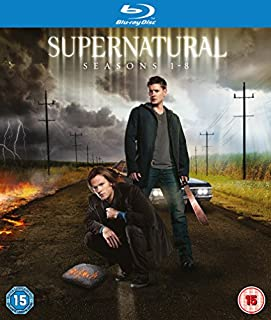 Supernatural - Season 1-8 Complete [Blu-ray] [Region Free] (B0083SF0FG) | Amazon price tracker / tracking, Amazon price history charts, Amazon price watches, Amazon price drop alerts