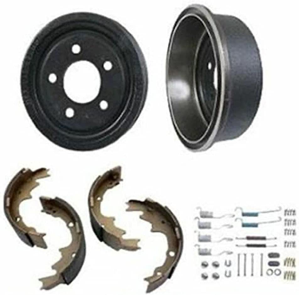 Riseking 2 Sale special price 9Inch Rear Brake Shoes Compatible with Indianapolis Mall Drums
