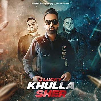 Khulla Sher