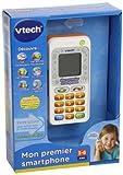 Vtech - 120405 - Jeu éducatif électronique - Mon Premier Smartphone
