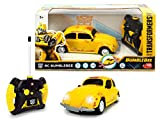 Dickie Toys - 203114011 - Transformers 6  - Voiture Radio Commandée - Bumblebee -...
