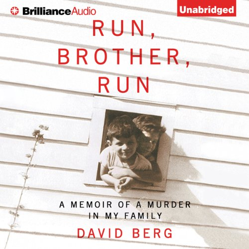 Run, Brother, Run audiobook cover art