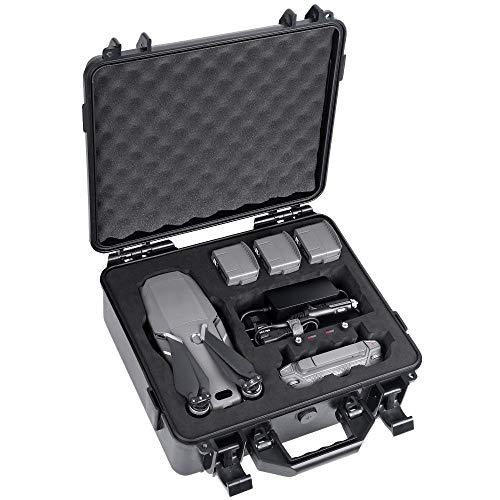 2020 Smatree Hard Carrying Case Compatible for DJI Mavic 2 Pro/Mavic 2 Zoom Fly More Combo(Upgrade Edition)