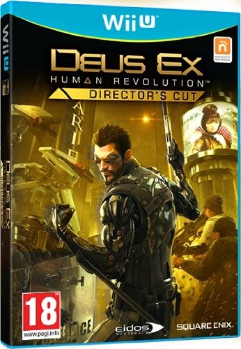 Deus Ex Human Revolution Director's Cut (WiiU)