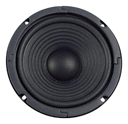 Visaton VS-W170/8 - Lautsprecher (1.0 Kanäle, 40 W, fu – 6000 Hz, 8 Ohm, Schwarz)
