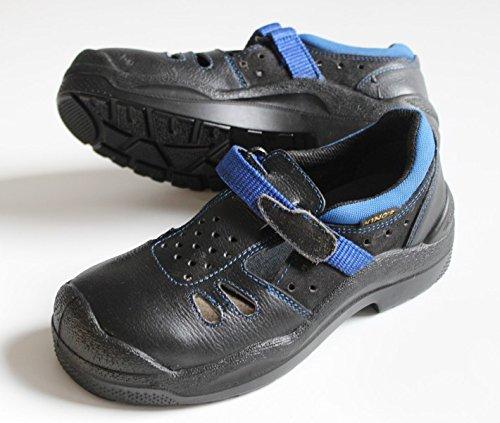 KINGS 96606 veiligheidsschoen veiligheidsschoenen werkschoenen heren sandalen 42