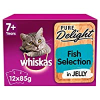 These cat food pouches contain wet cat food pieces for an enjoyable complete meal, specially prepared to give your cat everything she naturally needs, this cat food keeps your cat happy and healthy These wet cat food pouches are lovingly prepared so ...