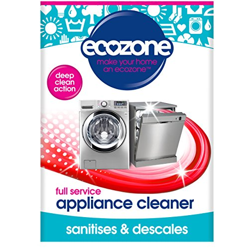 Ecozone Full Service Machine Cleaner x
