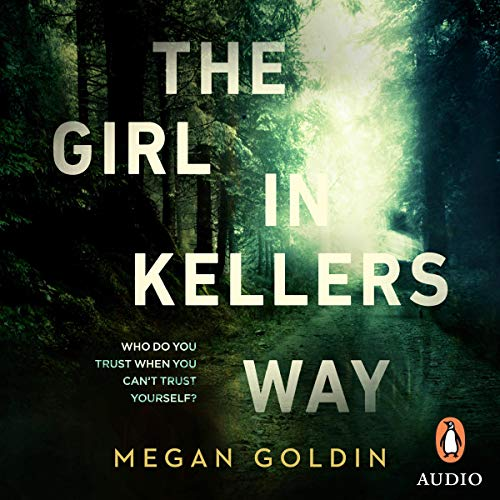 The Girl in Kellers Way audiobook cover art