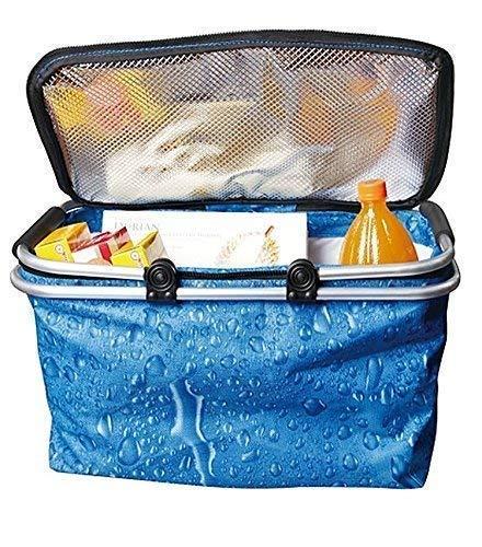 Koelmand boodschappenmand koeltas Iso boodschappentas koelbox picknick mand tas