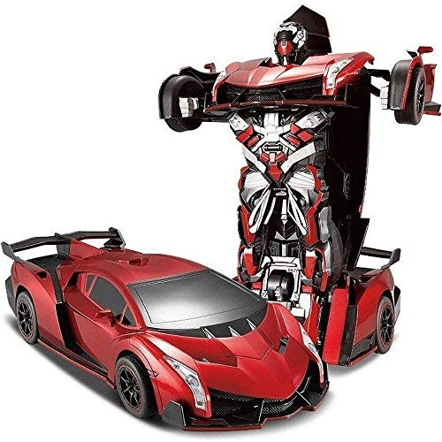 Great Price! Woote Rotation Stunt Drifting Vehicle Toys for Kids 2.4GHz Deformed Remote Control Car ...