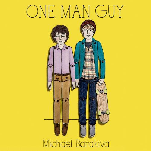 『One Man Guy』のカバーアート