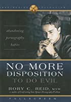 No More Disposition to do Evil [DVD]