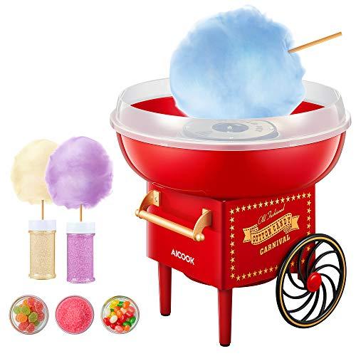 Macchina per Zucchero Filato in Casa, Cotton Candy Machine...